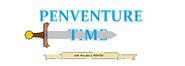 Penventure Time Logo
