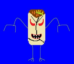 Burrito Monster