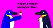 Happy Birthday happyfeet1fan