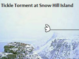 The Tickle Torment at Snow Hill Island