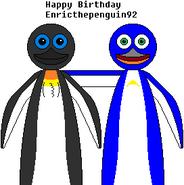 Happy Birthday Enricthepenguin92 (2016)