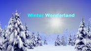 Happy Peep - Winter Wonderland Title