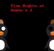 Five Nights at Ramón's 2 Poster