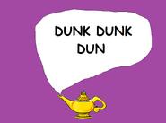 Dunk Dunk Dun Title
