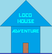 Loco House Adventure title