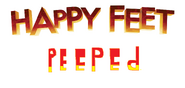 Happy Feet Peeped Logo