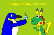 Happy Birthday Yoshachu