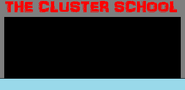 The Cluster School title