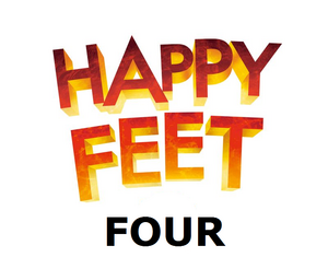 Happy Feet Four (MF65's Version Logo)