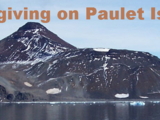 Thanksgiving on Paulet Island