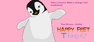 Happy Feet Three (Ashley's Poster)