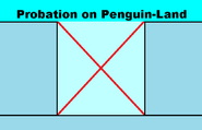 Probation on Penguin-Land title