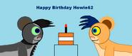 Happy Birthday Howie62