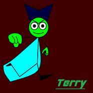 Stick Figure OC - Terry