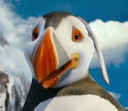 Hector the Puffin (MarioFan65's Character)