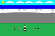 Crash, Spyro, Nestor meets Mario and Sonic