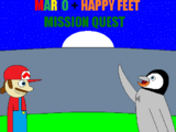 Mario + Happy Feet: Mission Quest (Chapter 6)