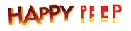 Happy Peep Logo