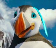 Gerald the Puffin (MarioFan65's Character)