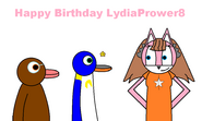 Happy Birthday LydiaPrower8