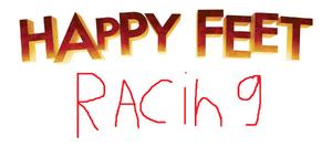 Happy Feet Racing 2nd Logo