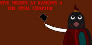 Five Nights at Ramón's 4 Poster
