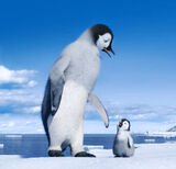Happy Feet Two Erik and Mumble