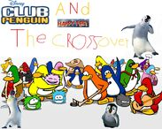 Club Penguin And Happy Feet The Crossover Title
