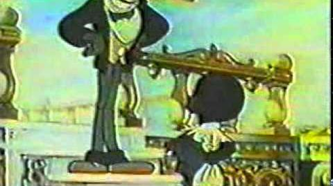 Little Ol' Bosko and the Pirates - 1937