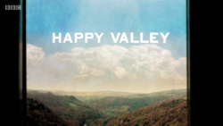 Happy Valley title card