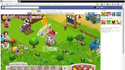 Happy Acres (Facebook Game)