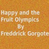 Happy at the Fruit Olympics