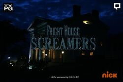 Fright house screamers screencap opening intro by angrydogdesigns-d5tud7h