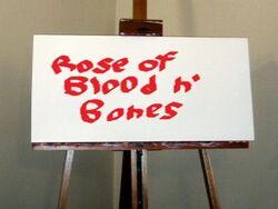 Rose of Blood n' Bones