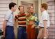 Happy Days episode 2x18 - The guys work for Ms. Kimber