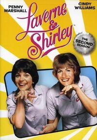 Laverne & Shirley Season 2