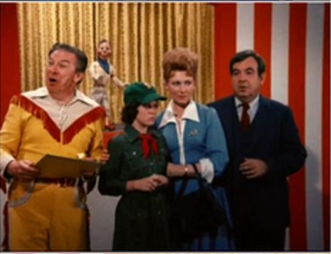 The howdy doody show happy days wiki fandom powered by wikia the cunninghams visit the howdy doody show and meet buffalo bob smith in the howdy doody show in season 2 ep17 m4hsunfo