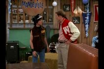 Happy Days 5x22 - Our Gang - Richie talks to Chachi
