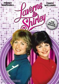 Laverne & Shirley Season 5