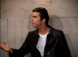 HD ep 3x7 - Fonzie in his office