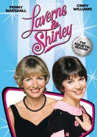 Laverne & Shirley Season 4