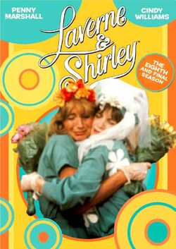 Laverne & Shirley Season 8