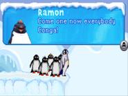 RamonTellEveryoneToConga