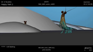Will and Bill looking for something in animation reel