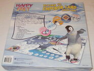 Happy Feet Return to Emperor Land box (back)