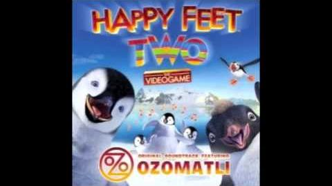 Happy Feet Two video game Bailar Pinguino