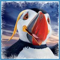 Sven from Penguin Tile Remix