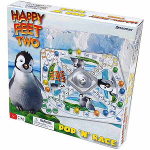 Happy Feet Two Pop N Race Box Art