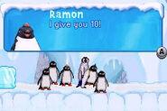 Ramon in Happy Feet (GBA Version)