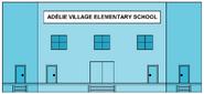 Adélie Village Elementary School (New Look)
